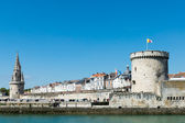 Castle of La Rochelle, France — Stock Photo