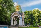 St. Michael's Monastery. St. Michael's Cathedral. Kiev. Ukraine — Stock Photo
