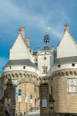 Breton castle, Nantes, France — Stock Photo
