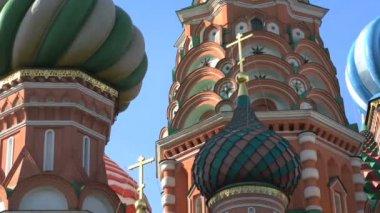 Saint Basil's Cathedral — 图库视频影像