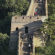 Great Wall of China Watch Tower — Stock Video #45848167