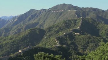 Great Wall of China — Stock Video