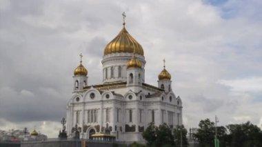 Cattedrale di cristo salvatore — Video Stock