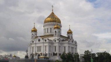Kurtarıcı i̇sa katedrali — Stok video