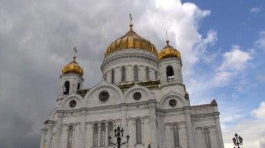救世主ハリストス大聖堂 — ストックビデオ