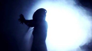 Sexy Nightclub Dancer — Stock Video