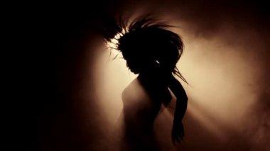 性感的夜总会舞女 — 图库视频影像