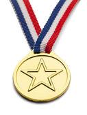 Star Madalyası — Stok fotoğraf