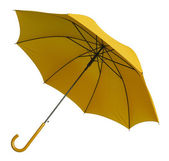Umbrella Yellow — Stock fotografie