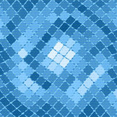 Mosaïque abstraite vector background — Vecteur