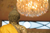 Behind Buddha — Stock Photo