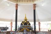 Nakornpathom, таиланд - 5 июля 2014: имя бога тайской и индийской — Стоковое фото