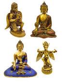 Náboženské sošky — Stock fotografie