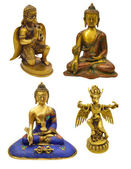 Religious figurines — Stock Photo