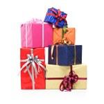 Geschenk-Boxen — Stockfoto #45862389