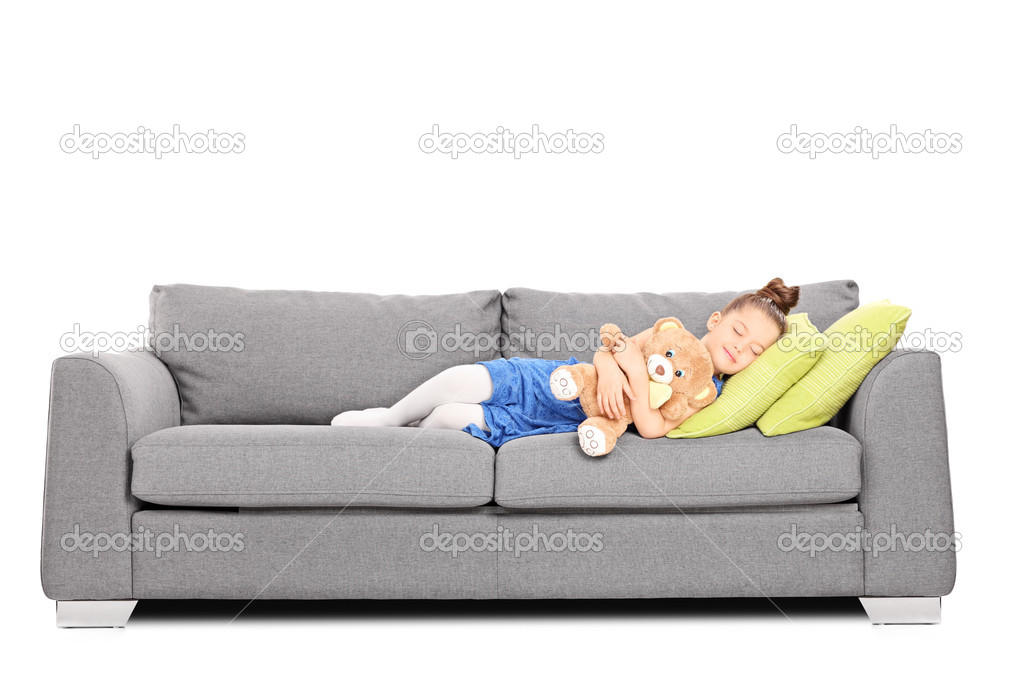PHOTO OF GIRLS ON COUCH