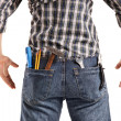 Man with tools — Stock Photo #48316987