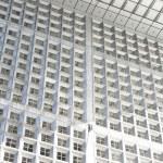 Grand Arch of La Défense — Stock Photo #46935391