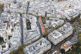 Parisian house — Stock Photo