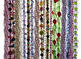Kleurrijke kralen — Stockfoto