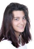 Beautiful teenage girl smiling  — Stock Photo
