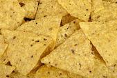 The tasty nachos chips — Stock Photo