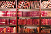 Old books of accounts — Stock Photo