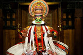 Kathakali theatre — Stock Photo