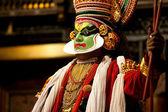 Kathakali theatre — Stock Photo