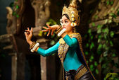 Apsara dance — Stock Photo