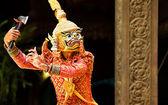 Apsara dance — Stock Photo