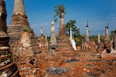 Inthein stupas — Stock Photo