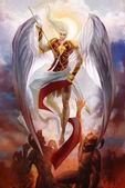 Archangel — Stok fotoğraf