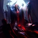 Постер, плакат: Fantasy sorcerer