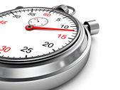 Realistic stopwatch — Stok fotoğraf