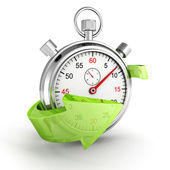 Fast delivery icon. — Stock Photo