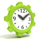 Abstraktní pojem času — Stock fotografie
