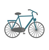 Bicycle Vector — Stock Vector
