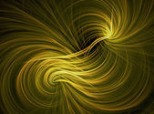 Golden yellow wallpaper abstract background — Stock Photo