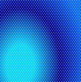 Vector dots for blue backgrounds and design — Vector de stock