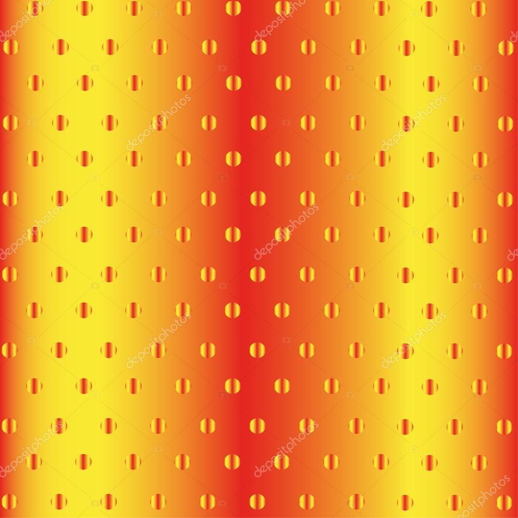 Abstract Orange Halftone Background. Vector Illustration Royalty ...