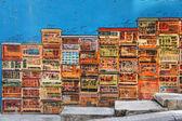 Street graffiti art — Stock Photo