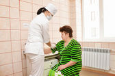 Hospital (clinic) — Stock Photo