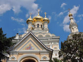 Orthodox Cathedral. — Stock Photo