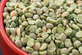 Peas — Stock fotografie