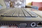 Laptop closeup — Stock Photo