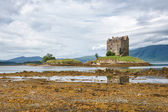 SCOTLAND CASTLE — Stock Photo