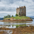 SCOTLAND CASTLE — Stock Photo #46118709