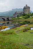 Heilean Donan Castle — Stock Photo