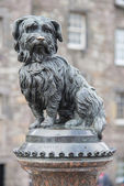 Greyfriars Bobby — Stock Photo